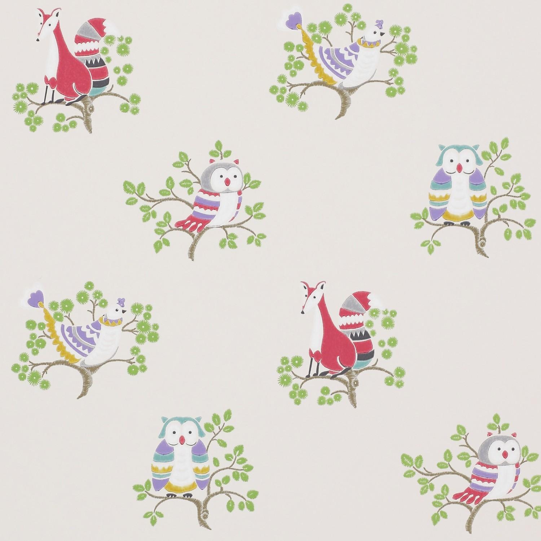 Английские обои Jane Churchill,  коллекция Get Happy, артикулJ143W-03