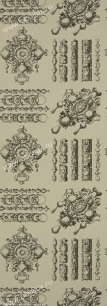Английские обои Designers guild,  коллекция Christian Lacroix - Belle Rives, артикулPCL020/02