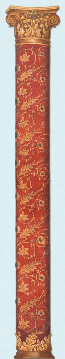 Английские обои Iksel,  коллекция Scenic & Architectural Wallpapers, артикулAssortedColumnsCOL1