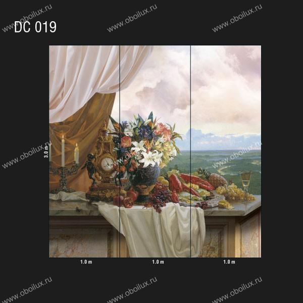 Российские обои Loymina,  коллекция Illusion, артикулDC-019