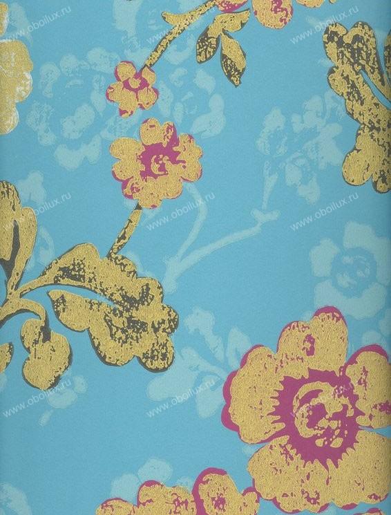 Английские обои Designers guild,  коллекция Amalienborg, артикулP473/04
