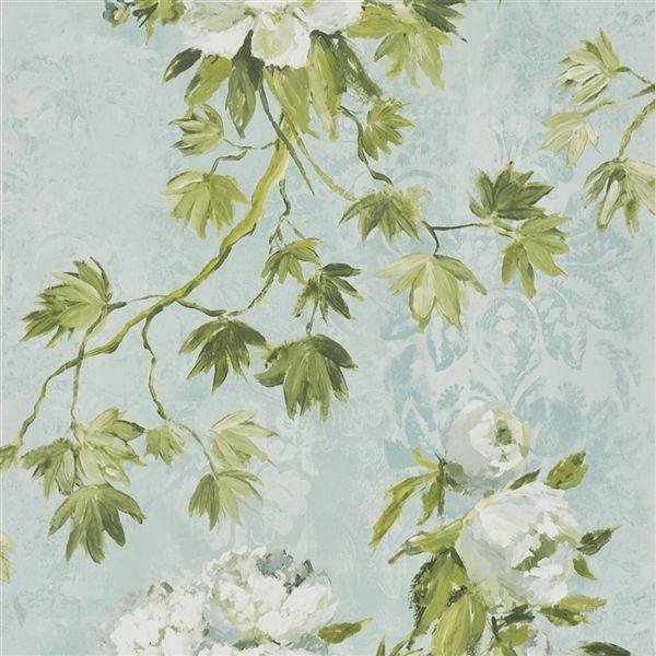 Английские обои Designers guild,  коллекция Caprifoglio Wallpapers, артикулPDG673-02