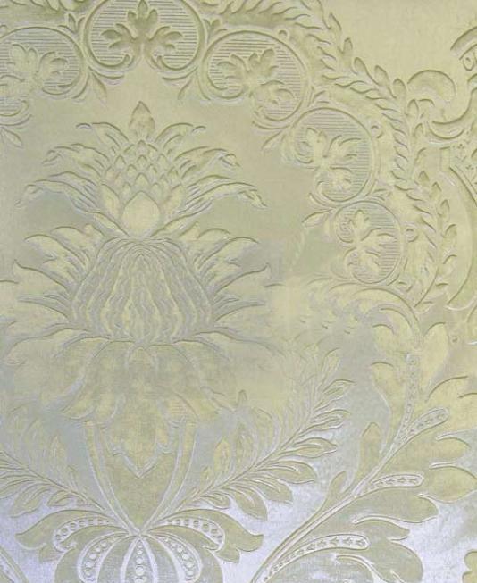 Французские обои Zuber,  коллекция Anastasia, артикул564-BLANC