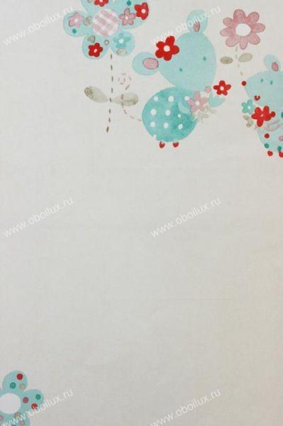 Французские обои Camengo,  коллекция The Little Friends, артикул537185