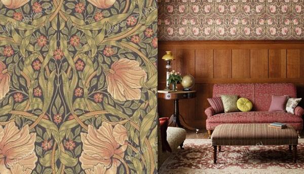 Английские обои Morris & Co,  коллекция Archive Wallpapers, артикул210387