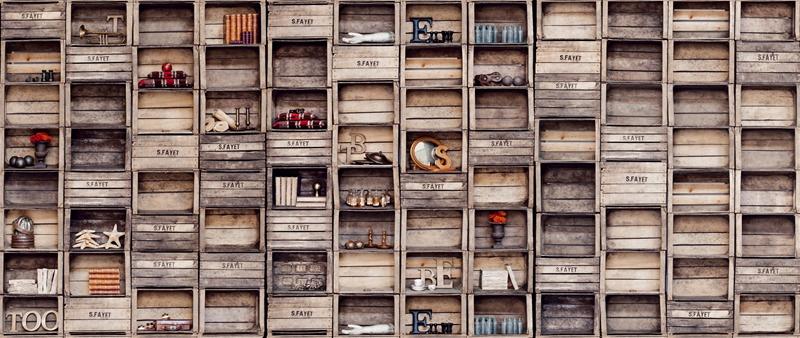 Итальянские обои Wall & deco,  коллекция Life 14, артикулWDAR1402