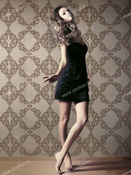 Бельгийские обои Tiffany Designs,  коллекция Crystal Light, артикулIR108-2