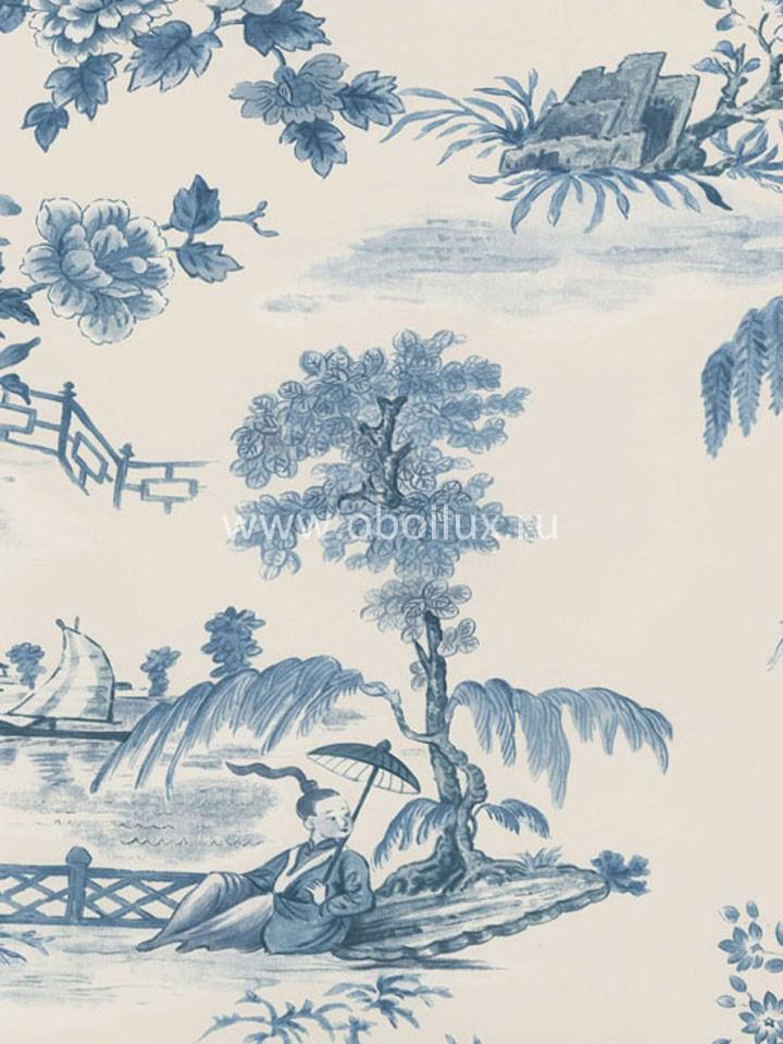 Канадские обои Blue Mountain,  коллекция Blue, артикулBC1580385