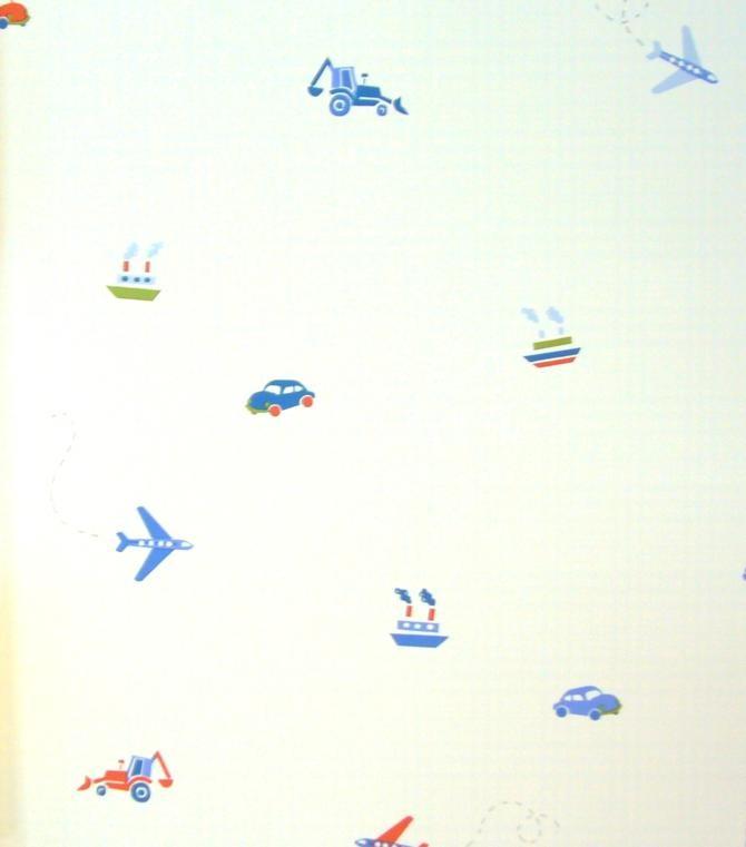 Американские обои Wallquest,  коллекция Little Squirt, артикулPK61102