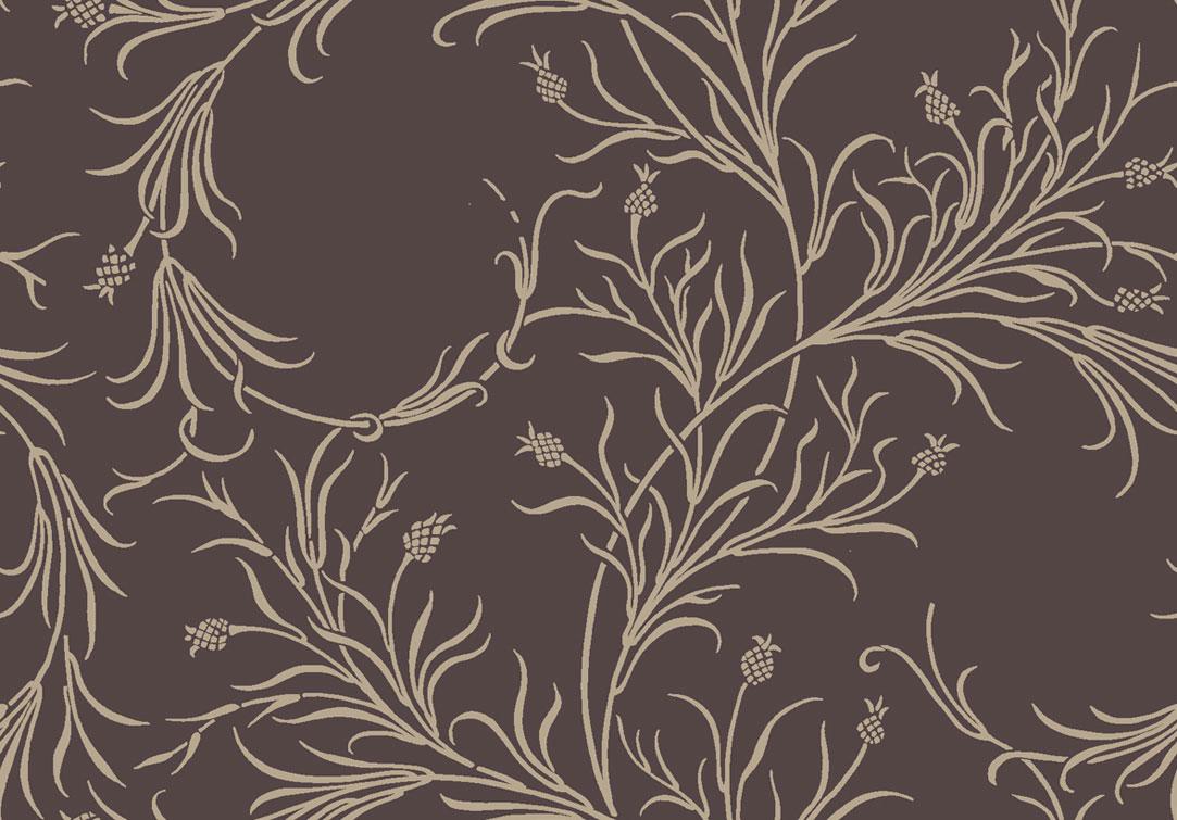 Английские обои Cole & Son,  коллекция Collection of Flowers, артикул81/12053