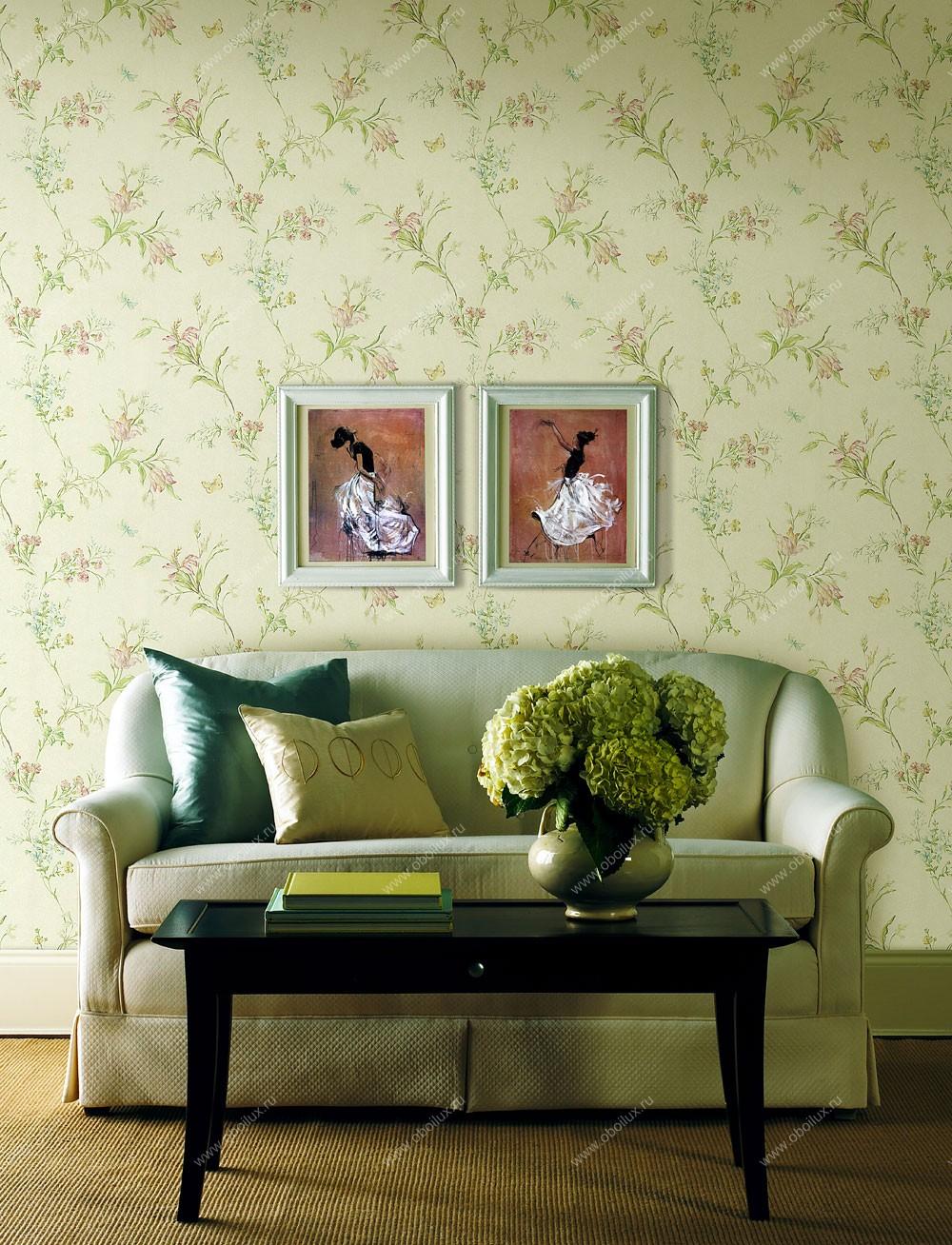 Американские обои Living Style,  коллекция Symphony, артикул983-49003