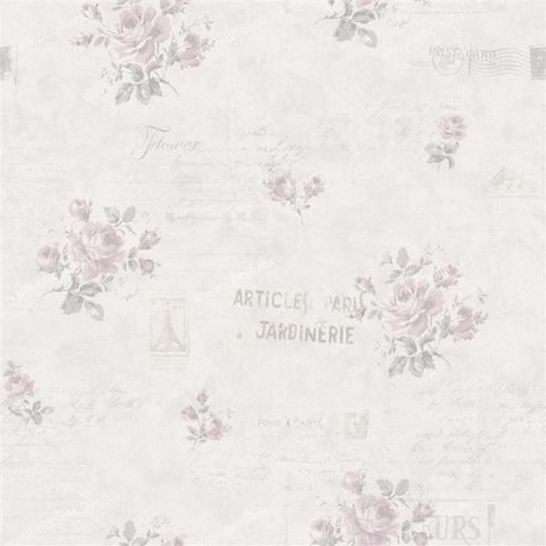 Канадские обои Aura,  коллекция Vintage Rose, артикулG45084