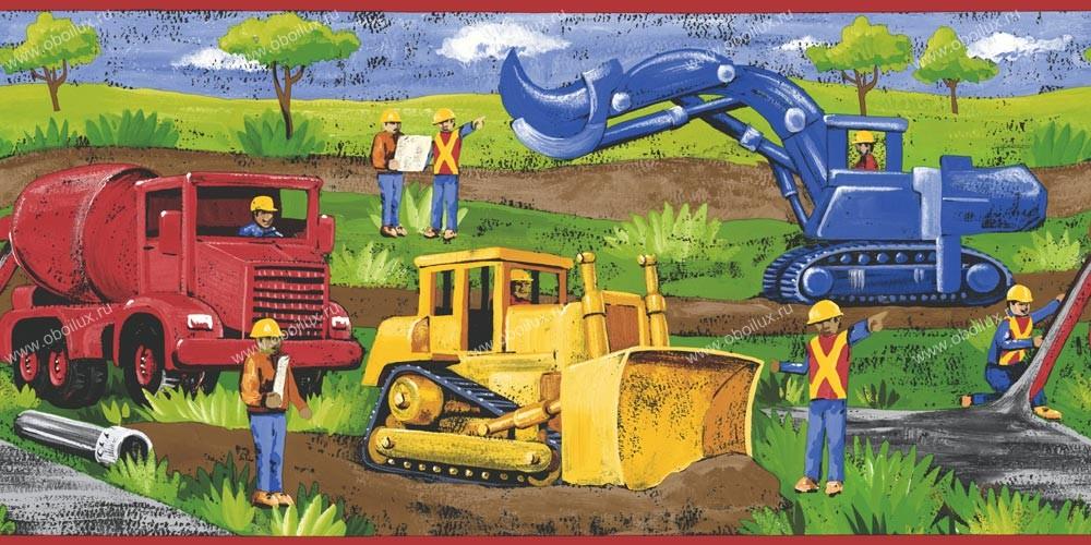 Канадские обои Blue Mountain,  коллекция Bright Ideas, артикулLV192153B