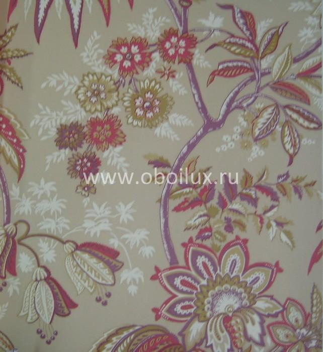Английские обои Zoffany,  коллекция Chaumont Wallpapers, артикулZCHA03003