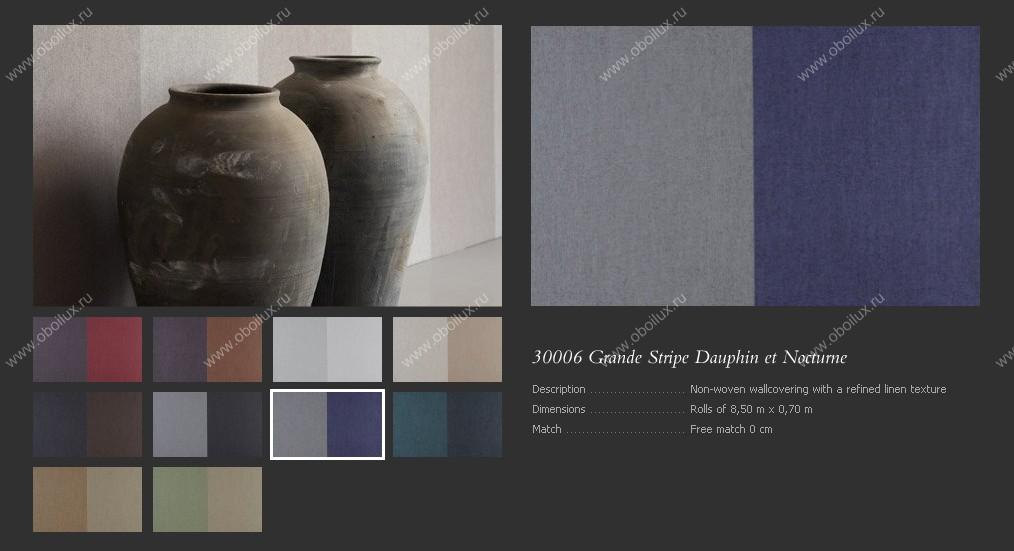 Бельгийские обои Arte,  коллекция Flamant Suite II, артикул30006