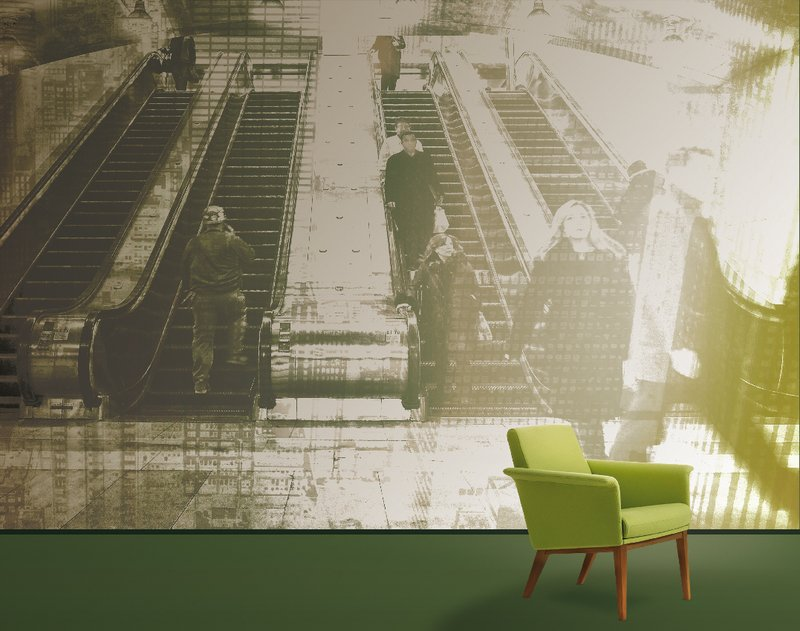 Итальянские обои J Wall,  коллекция 1001 Glance, артикулWJM00042