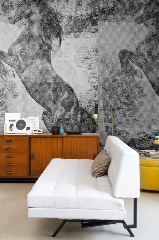 Итальянские обои Wall & deco,  коллекция Life 13, артикулWDEC1301