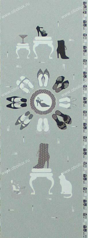 Немецкие обои Marburg,  коллекция Alice Whow!, артикул51871