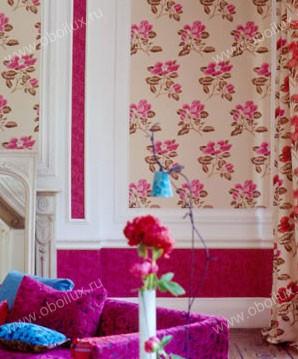 Английские обои Designers guild,  коллекция Bukhara, артикулP429/02
