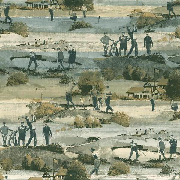 Американские обои York,  коллекция Carey Lind - Menswear, артикулMW9232