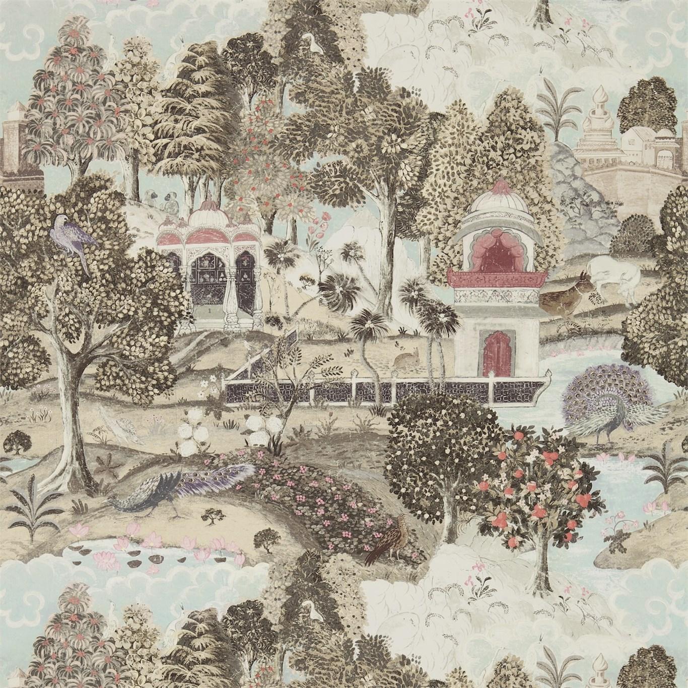 Английские обои Zoffany,  коллекция Jaipur, артикулZJAI311742