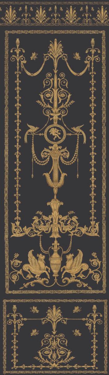 Английские обои Iksel,  коллекция Scenic & Architectural Wallpapers, артикулEmpireArabesqueEA3