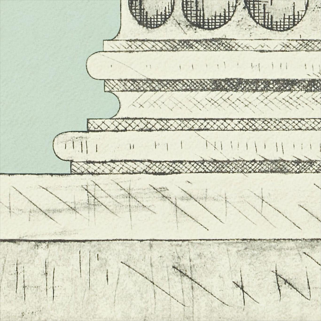 Английские обои Zoffany,  коллекция Intaglio, артикул310088