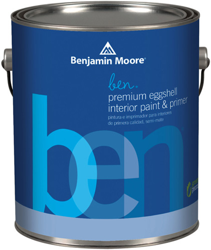Ben 626 Waterborne Interior Paint- Eggshell
