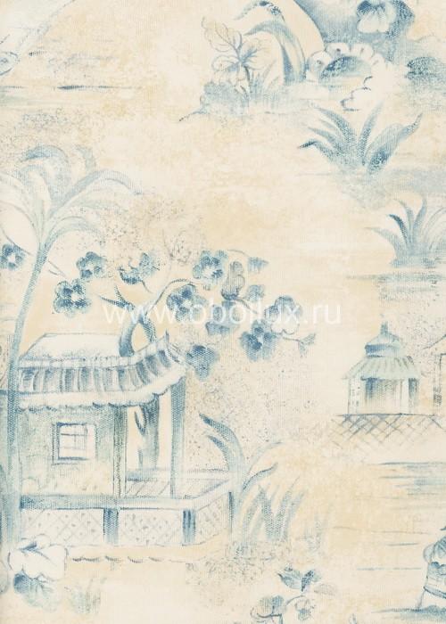 Американские обои York,  коллекция Ashford House - Toiles, артикулAT4124