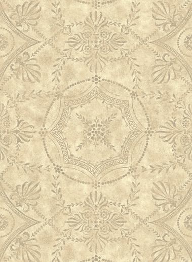 Американские обои Jaima Brown,  коллекция Chanticleer, артикулPalais-Royal-Oyster-Silver