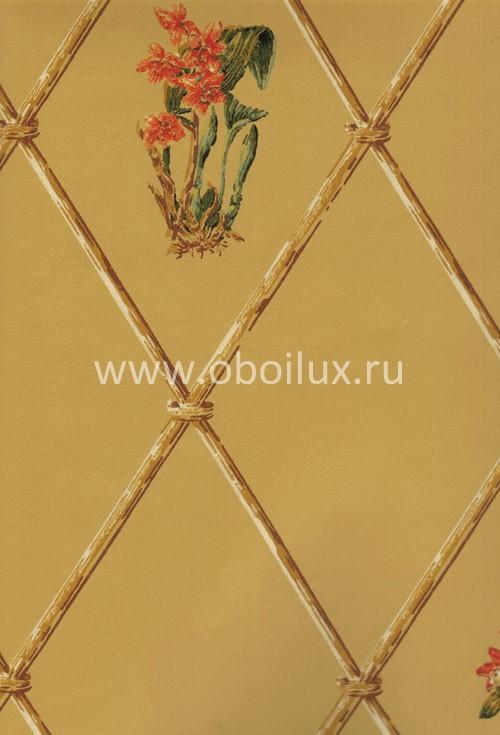 Американские обои York,  коллекция Antonina Vella - Botanica, артикулVB6767