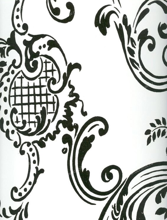 Английские обои Designers guild,  коллекция Amalienborg, артикулP474/08