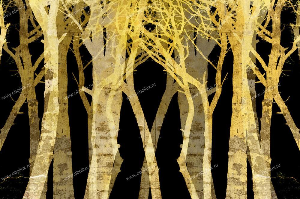 Немецкие обои A. S. Creation,  коллекция XXL II, артикул364StylizedTrees