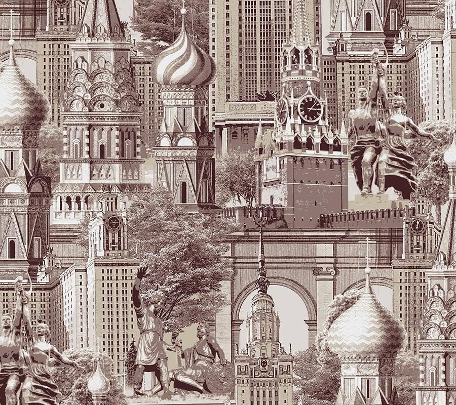 Российские обои Milassa,  коллекция Trend, артикулTrend10012