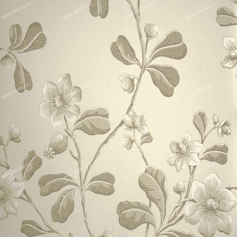 Английские обои Little Greene,  коллекция London Wallpapers, артикул0277BRCLAYZ