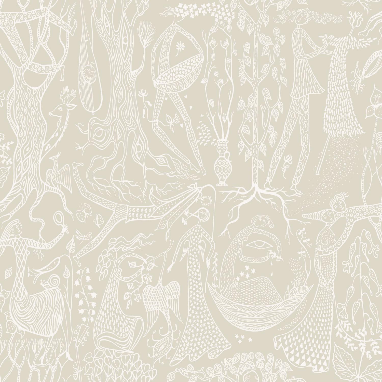 Шведские обои Borastapeter,  коллекция Scandinavian Designers II, артикул1763