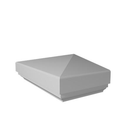 Полукрышка из полиуретана 4.76.111