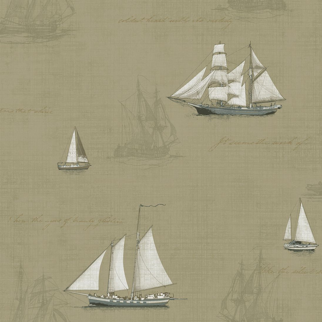 Американские обои Chesapeake,  коллекция Gentlemen's Quarters, артикулMAN01702