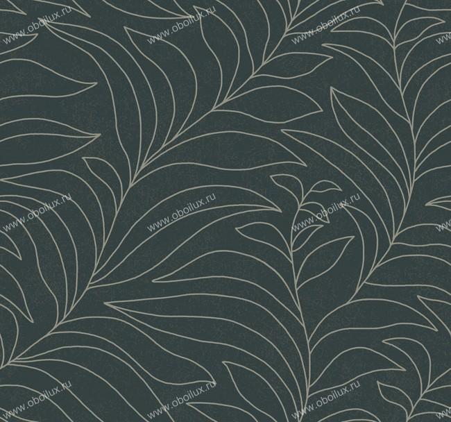 Американские обои York,  коллекция Ronald Redding - Silver Leaf, артикулPM9266