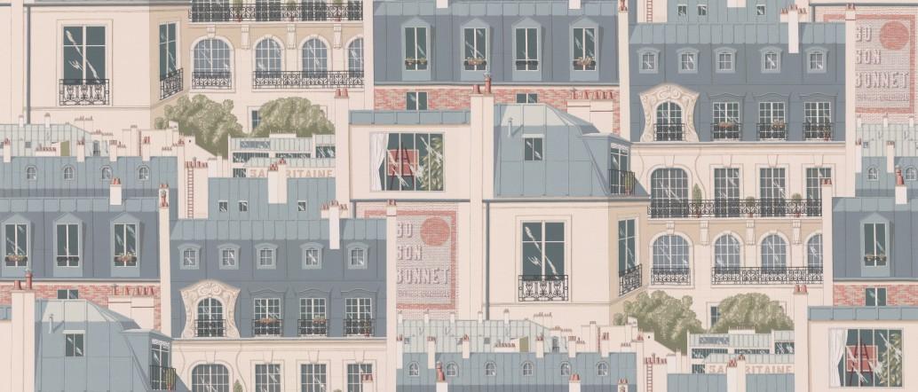 Французские обои Manuel Canovas,  коллекция Papiers Peints Vol. VI, артикул03082/01