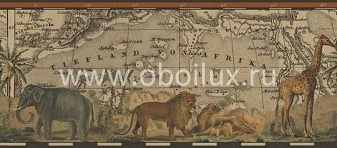 Канадские обои Blue Mountain,  коллекция Brown, артикулBC1581325b