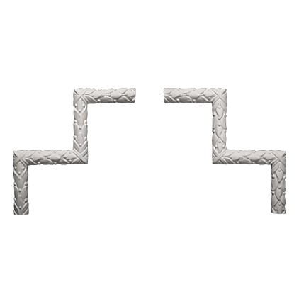 Угловой элемент из полиуретана 1.52.303