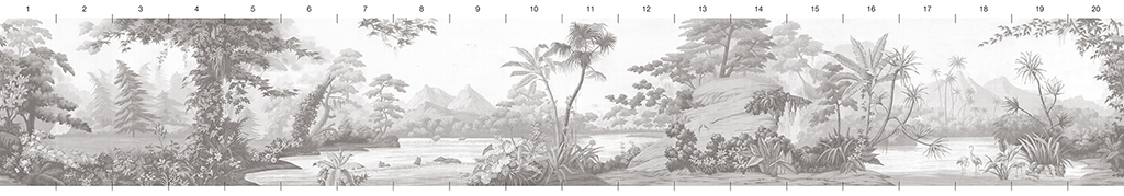 Американские обои Paul Montgomery Studio,  коллекция Melange Series, артикулS-06-16-G