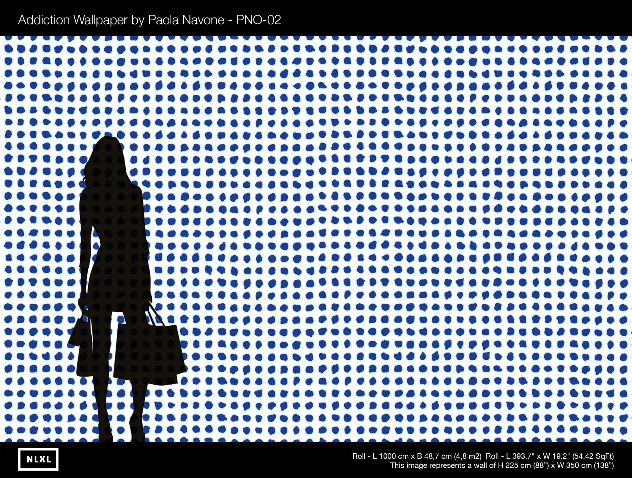 Обои  NLXL,  коллекция Paola Navone & Daniel Rozensztroch, артикулPNO-02