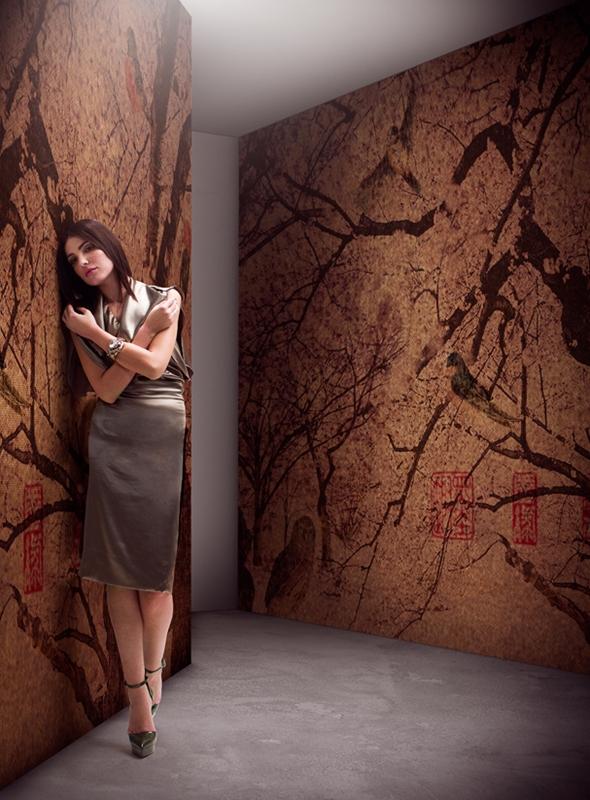 Итальянские обои Wall & deco,  коллекция Gio Pagani 14, артикулGPW1419