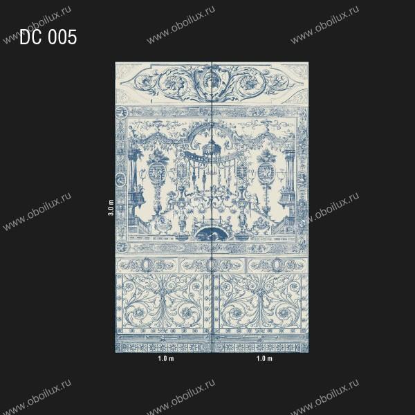 Российские обои Loymina,  коллекция Illusion, артикулDC-005
