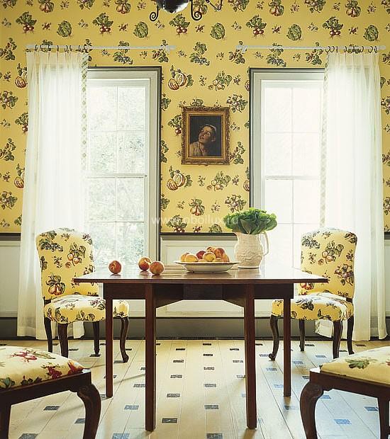 Американские обои Thibaut,  коллекция Great Estates, артикулT5801
