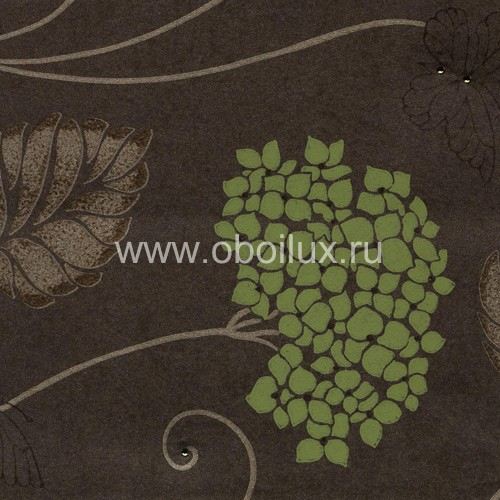 Английские обои Kandola,  коллекция First Love, артикулw1434-01-550
