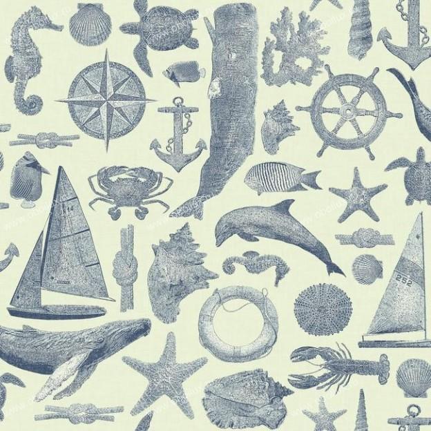 Обои  Eijffinger,  коллекция Atlantic, артикул343015