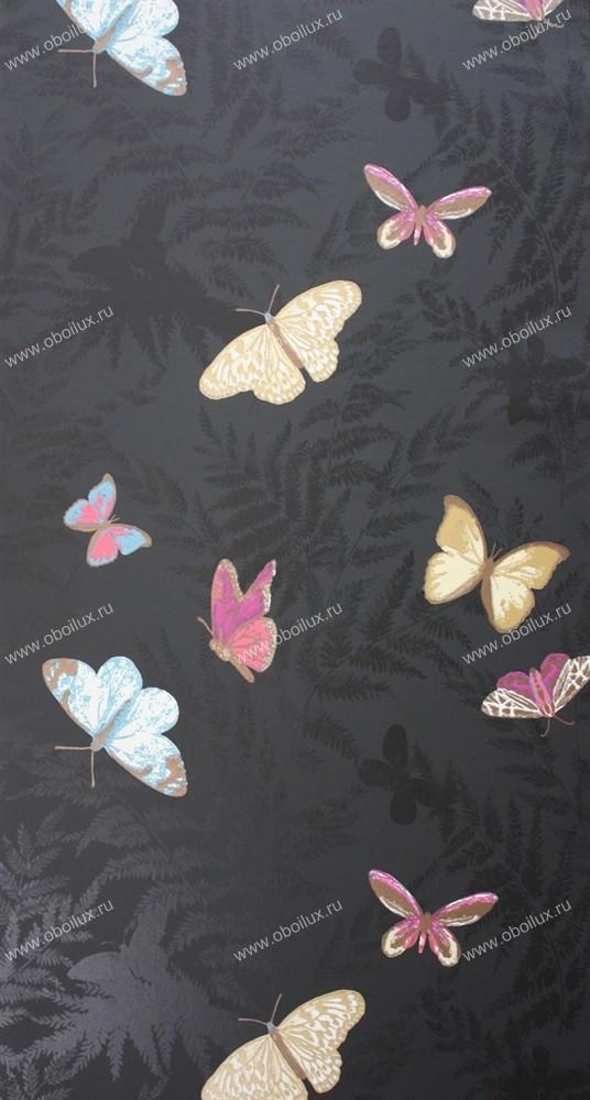 Английские обои Nina Campbell,  коллекция Wallpaper Album III, артикулNCW4010-04